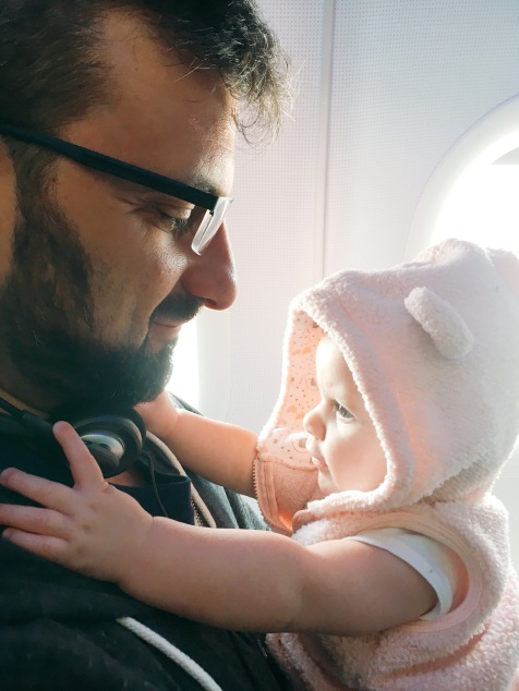 FlyingWithABaby